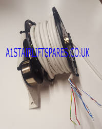 stannah 229 trailing cable drum complete a1 stairlift spares