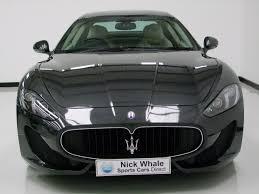 maserati gt sport interior maserati granturismo 4 7 sport auto nick whale sports cars