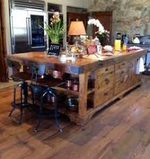 kitchen island bench recycled sleepers google search the white
