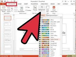 criar template powerpoint como fazer um template para o powerpoint
