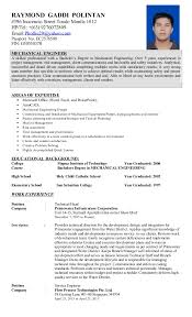 Updated Resume Examples Resume 2016 Ph Updated