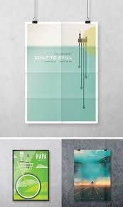 30 new free poster psd mockup templates for designers design slots