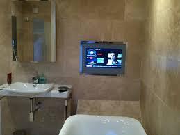 bathroom tv ideas bathroom with tv ideas fresh practical bathroom tv placement ideas