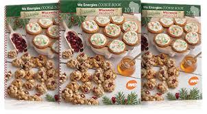 cookie book distribution we energies