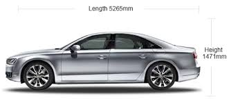 audi car specifications audi a8 specifications features diesel 5 74kmpl mileage