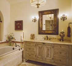 bathroom rustic double sink vanities stone floor tiles awesome