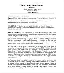 military resume examples and samples police military resume
