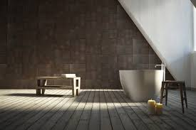 leather walls luna your bathroom wears natural leather lapèlle
