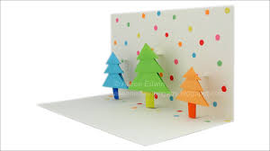 pop up christmas card template christmas lights card and decore