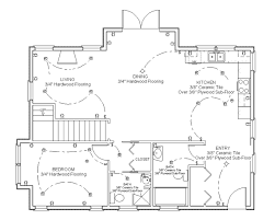 How To Design A Floor Plan Wonderful Inspiration Create A Floor Plan For Your House 9 Make
