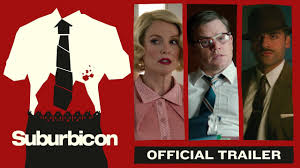 suburbicon 2017 official trailer paramount pictures youtube