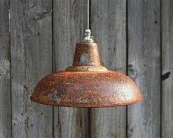 Barn Pendant Light Barn Light Shade Etsy