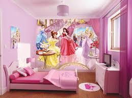 decoration beautiful kids room decor themed disney princess