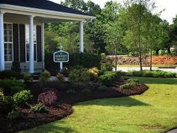 Southern Garden Ideas Front Yard Landscaping Stones Front Garden Design Simple Ideas