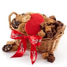 Mrs Fields Gift Baskets Mrs Fields Sweet Sampler Basket