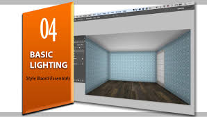 lesson 4 basic lighting style board essentials for interior