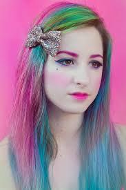 sparkly hair rainbow allsorts glitter bow sparkly glitter bow party hair
