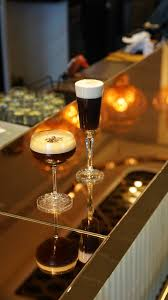 chocolate espresso martini high coffee at twr crown towers u2014 inexology perth food travel