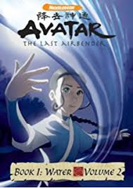 amazon avatar airbender book 1 water vol 1