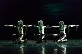 ghost dances rambert