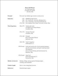 Resume Online Free Download by Sample Marriage Biodata Resume