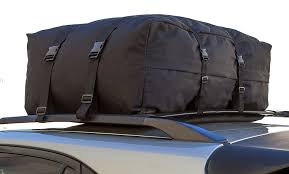 infiniti qx56 luggage carrier amazon com oxgord roof top cargo rack waterproof carrier bag for