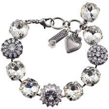 bracelet crystal tennis images Mariana on a clear day flower bracelet clear b 4195 001001 sp jpg
