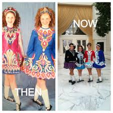 hairstyles for an irish dancing feis now then what changed during my 7 year break from irish dance