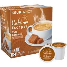 grove square caramel cappuccino 18 single serve cups walmart com