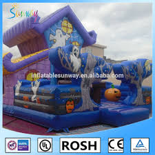 inflatable halloween bounce house inflatable halloween bounce