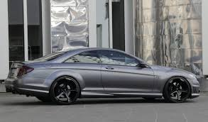 mercedes c 65 amg cl 65 amg grey edition by germany autoevolution