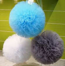 tulle pom poms sets archives venabell