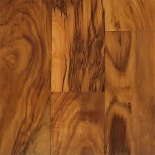 finished hardwood flooring acacia 7 5 in hardwood