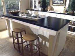 kitchen islands with sink island kitchen sink designs with and cooktop vent dishwasher cost