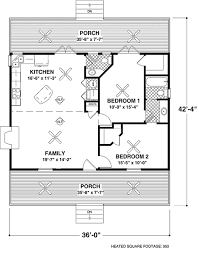 country style house plan 2 beds 1 50 baths 953 sq ft plan 56 559