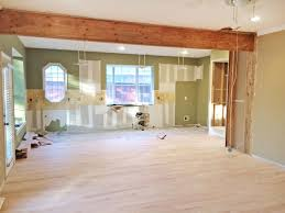 How To Remove Load Bearing Interior Wall Wall Removal To Create An Open Floor Plan Apollo Structural