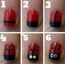 Pic Of Nail Art Designs Best 25 Easy Nail Art Ideas On Pinterest Easy Nail Designs Diy