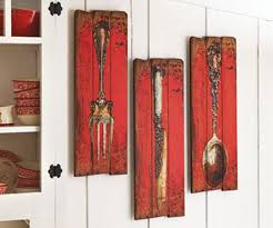 Inside Entryway Ideas Fork And Spoon Wall Art Intended For Residence
