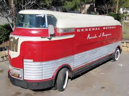 Future Gm Trucks Auction Pulse A Futurliner Emerges Hemmings Daily