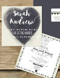 wedding invitations online australia at heart flat card invitation online australia lilykiss