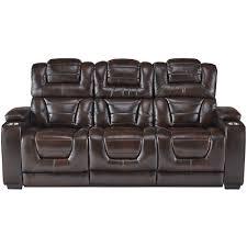 Reclinable Sofa Titanium Power Plus Reclining Sofa L7390139hr Living Room
