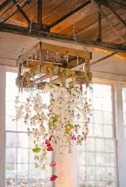 Pictures Of Chandeliers Floral And Greenery Chandeliers Brides
