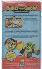 amazon com tonka build and grow front end loader toys u0026 games