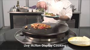 Evo Cooktop Reviews Evo Live Action Display Cooking Youtube