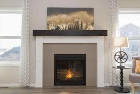 wood fireplace surrounds pair of art faux wood fireplace mantels
