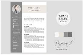 modern resume template docx files 3 page resume template indd docx by basic creations on