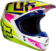 motocross helmet visor 2017 fox racing v1 falcon helmet motocross dirtbike offroad mens