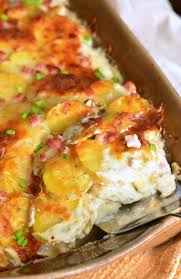 chicken cordon bleu scalloped potatoes recipe will cook for smiles