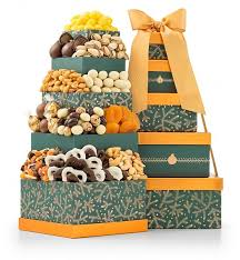 charm chocolate tower gift towers gourmet