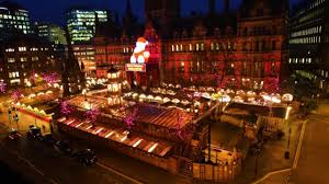 manchester christmas markets to open in september manchester